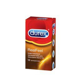 Durex RealFeel, 12 шт.