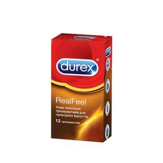 Презервативи Durex RealFeel