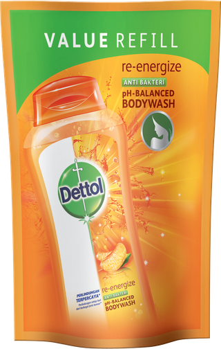 Sabun Cair Anti Bakteri Dettol Re-Energize (250ml)