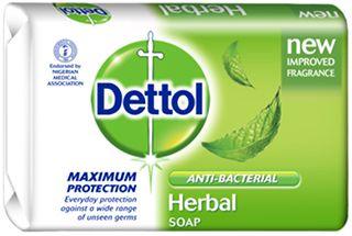 dettol herbal soap