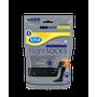 Scholl Flight Socks Black sizes 9.5-12