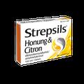 Strepsils Honung & Citron, sugtabletter 24 st