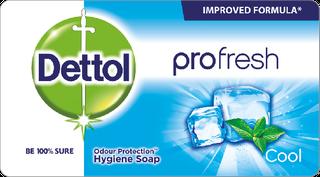 Dettol Soap Profresh Cool
