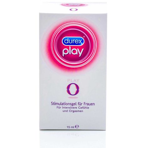 Durex Play O Stimulationsgel, 15ml