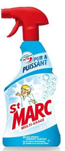 Spray Pur & Puissant 500ml