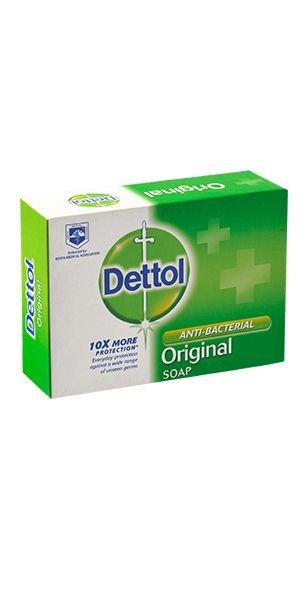 Dettol Antibacterial Original Bar Soap 60gm