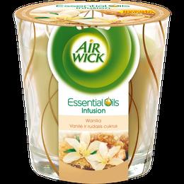 Air Wick® Świeczka Zapachowa - Essential Oils™ Wanilia