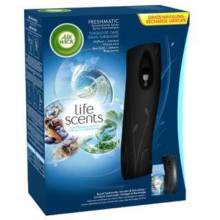 Freshmatic MAX Starter Kit Life Scents Turquoise Oase