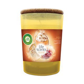 Life Scents sviečka - Vôňa vanilkového pečiva