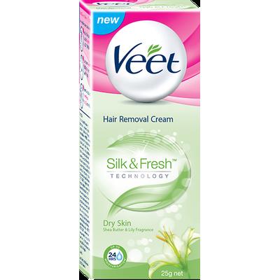 Buy Veet Hair Removal Cream For Women Dry Skin Ingrown Hair Veet