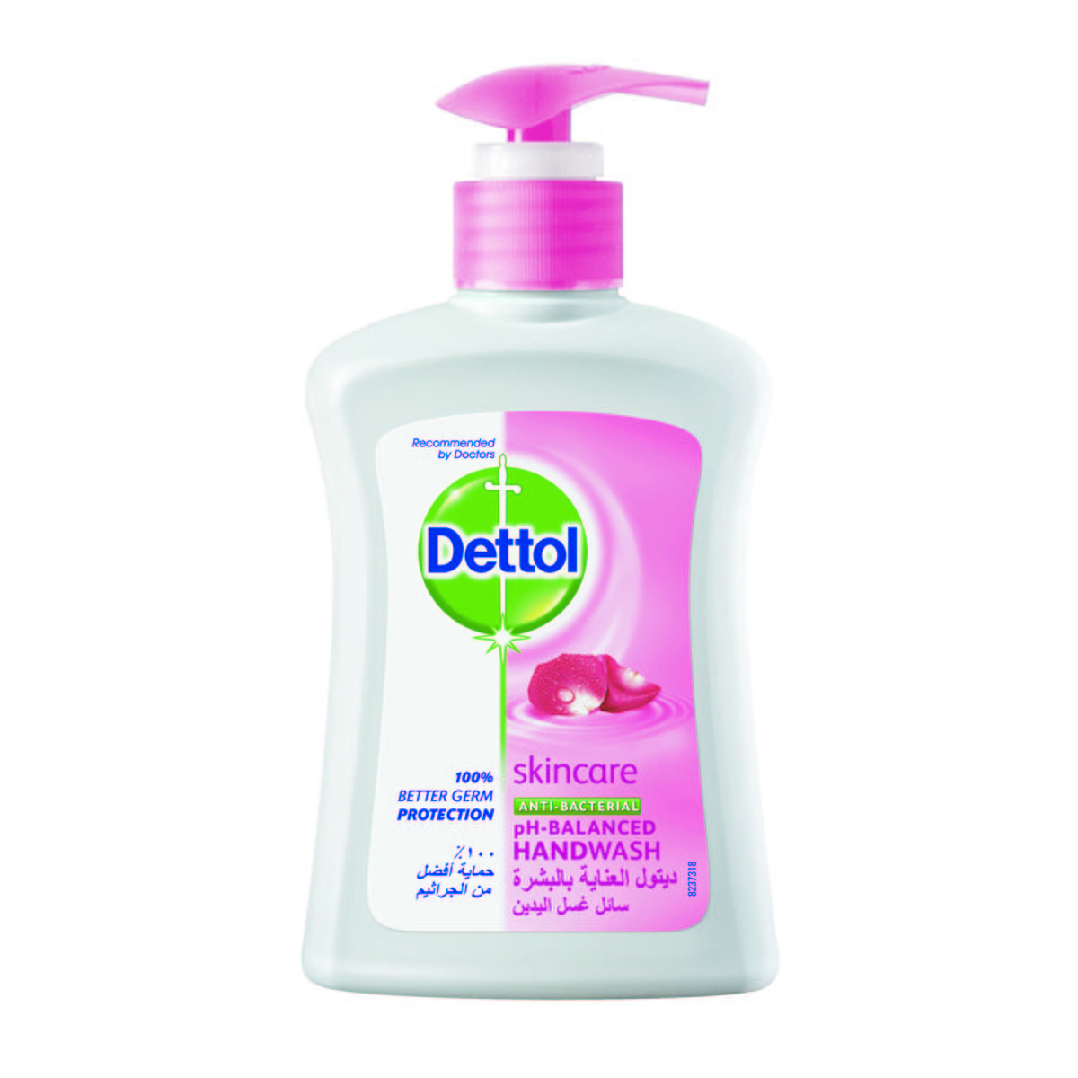 marketing strategy of dettol liquid hand wash
