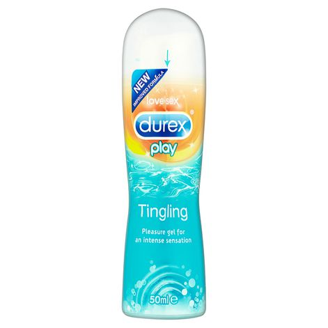 Durex Play Tingling Gel Lube