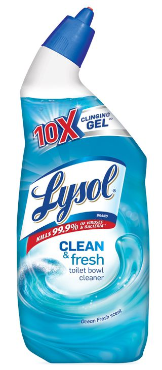 Lysol Clean & Fresh Toilet Bowl Cleaner -  Ocean Fresh™
