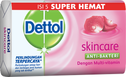 Sabun Anti Bakteri Dettol Skincare