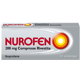 Nurofen 200mg Compresse Rivestite