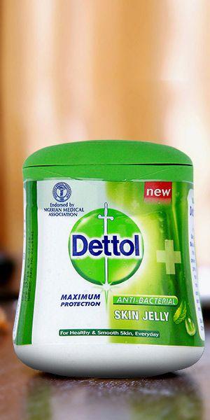 dettol antibacterial skin jelly