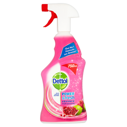 Dettol Power & Fresh Pomegranate 750ml