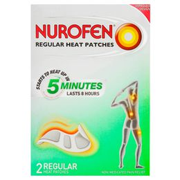 Nurofen IS Back Pain Heat Packs 2s