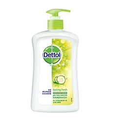 Dettol Lasting Fresh Antibacterial Liquid Hand Wash