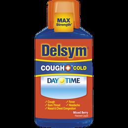 Delsym® Cough+ Cold Daytime
