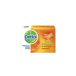 Dettol Antibacterial Re-Energise Bar Soap