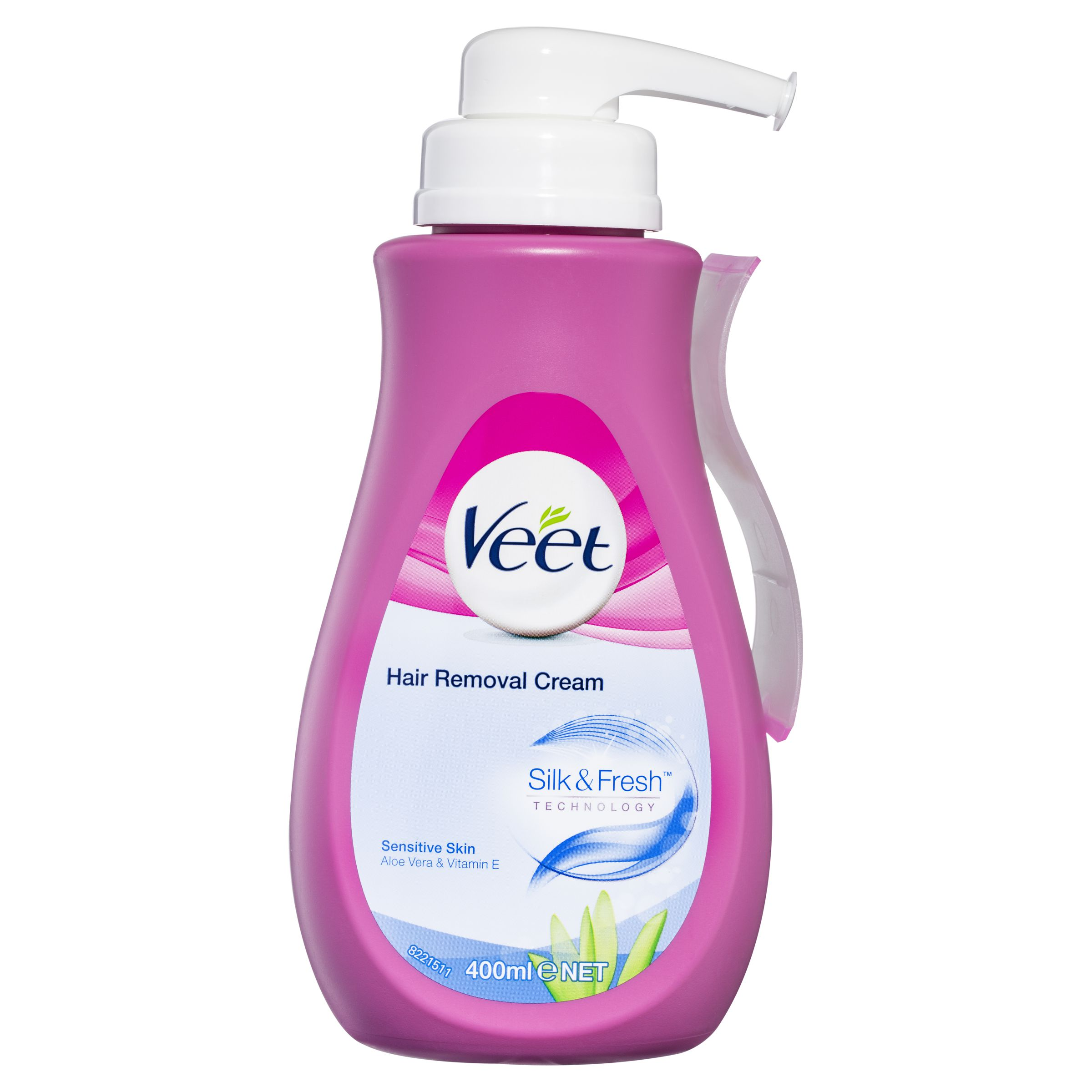 Veet Hair Removal Cream For Sensitive Skin 400ml Veet New Zealand