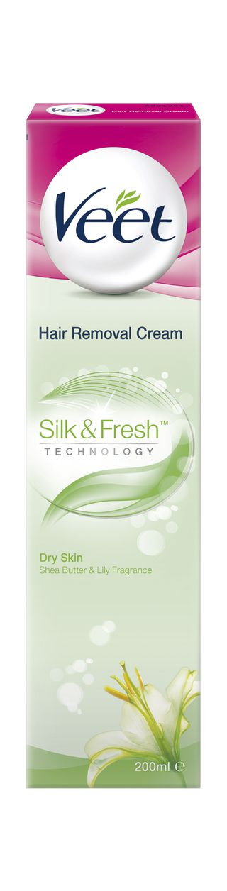 Hair Removal Cream Legs & Body Dry Skin