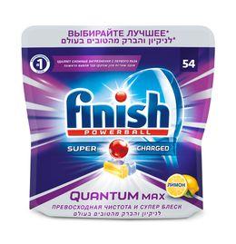 Finish Quantum Max таблетки 54 шт Лимон