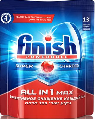 Finish All in One таблетки 13 шт