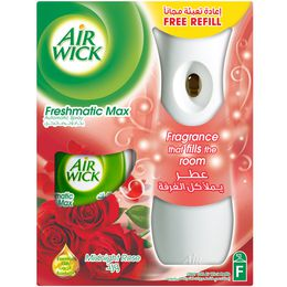 Midnight Rose Freshmatic® Max Starter Kit