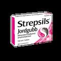 Strepsils Jordgubb, sugtabletter 24 st