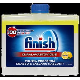 Finish CuraLavastoviglie Liquido Limone - Pulizia Profonda