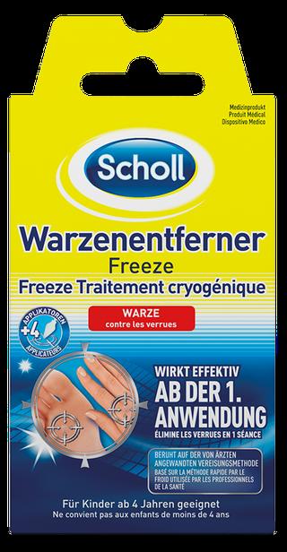 Scholl Warzenentferner Freeze 16 Sticks