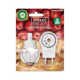Elektrický Osvěžovač Vzduchu - Strojek & Náplň - Čerstvě Upečený Jablečný Koláč