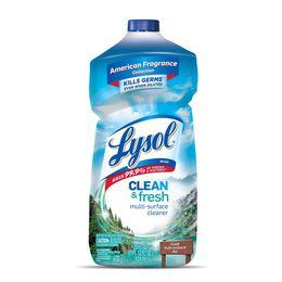 Lysol® Clean & Fresh Multi-Surface Cleaner Cool Adirondack Air