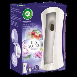 Air Wick Freshmatic Auto Spray Starter Kit Life Scents Mystical Garden 250 ml