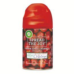 Spread The Joy™ Warm Apple Crumble Freshmatic® Ultra Automatic Spray
