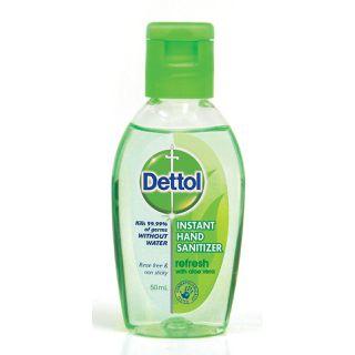 Dettol Refresh Instant Hand Sanitizer