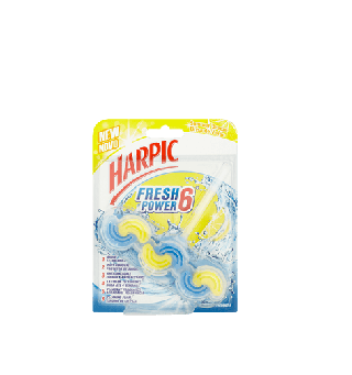 HARPIC FRESH POWER 6 Summer Breeze