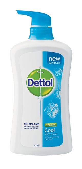 Dettol  cool body wash 600ML