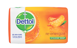 Dettol Hygiene Soap Re-energized