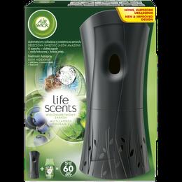 Air Wick® Freshmatic®  - Life Scents™ Deszczowa Świeżość Lasów Amazonii