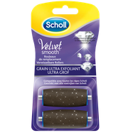 Rouleaux De Remplacement Scholl Velvet Smooth™ Grain Ultra Exfoliant