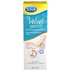 Scholl Velvet Smooth™ Crème Hydratante Quotidienne