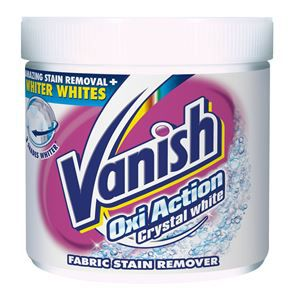 VANISH OXI ACTION CRYSTAL WHITE PRAŠAK