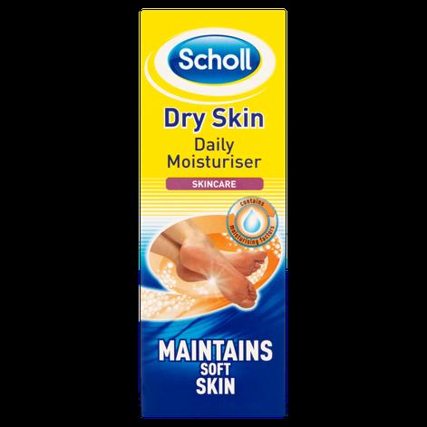 Scholl Dry Skin Daily Moisturiser 60ml