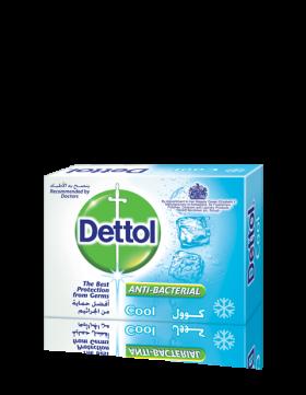 صابون ديتول كوول المضاد للبكتريا 125 جم