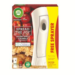 Spread The Joy™ Warm Apple Crumble Freshmatic® Starter Kit