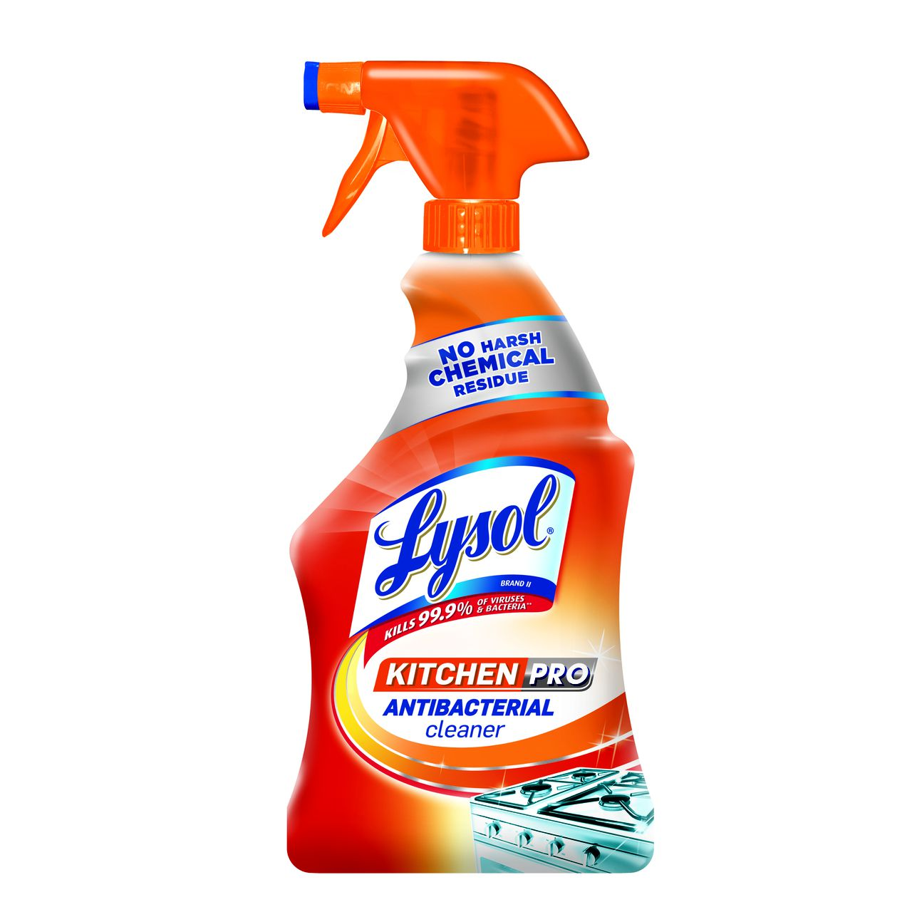 Lysol Antibacterial Kitchen Cleaner | Lysol