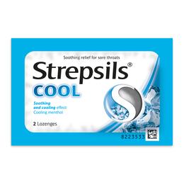 Strepsils cool
